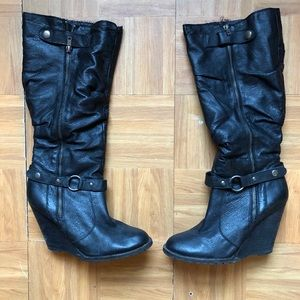 Bakers Bradford Wedge Boots